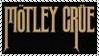 Motley Crue Hair Metal Stamp 6 by dA--bogeyman