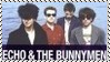 Echo + The Bunnymen Stamp by dA--bogeyman