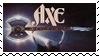 Axe Southern Rock Stamp by dA--bogeyman