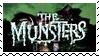 The Munsters Stamp by dA--bogeyman