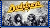 Dokken Glam Metal Stamp 5 by dA--bogeyman