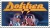 Dokken Glam Metal Stamp 4 by dA--bogeyman