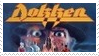 Dokken Glam Metal Stamp 4 by dA--bogeyman