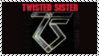 Twisted Sister Stamp 10 by dA--bogeyman