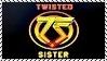 Twisted Sister Stamp 3 by dA--bogeyman