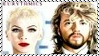 Eurythmics New Wave Stamp 3 by dA--bogeyman