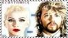 Eurythmics New Wave Stamp 3 by dA--bogeyman
