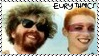 Eurythmics New Wave Stamp 2 by dA--bogeyman