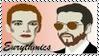 Eurythmics New Wave Stamp 1 by dA--bogeyman