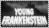 Young Frankenstein Movie Stamp by dA--bogeyman