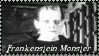 Frankenstein Monster Stamp by dA--bogeyman