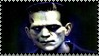 Frankenstein Movie Stamp by dA--bogeyman