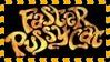Faster Pussycat Stamp 1 by dA--bogeyman
