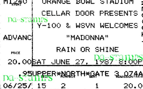 Madonna Concert 6-27-87 by dA--bogeyman