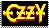 Ozzy Osbourne Stamp 2
