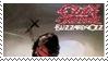 Ozzy Osbourne Stamp 1 by dA--bogeyman
