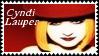 Cyndi Lauper New Wave Stamp 2 by dA--bogeyman