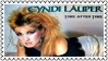 Cyndi Lauper New Wave Stamp 1 by dA--bogeyman