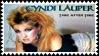 Cyndi Lauper New Wave Stamp 1 by dA--bogeyman
