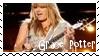 Grace Potter Girl Rock Stamp 2 by dA--bogeyman