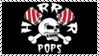 HorrorPops Psychobilly Stamp 2 by dA--bogeyman