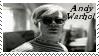 Andy Warhol Stamp 1 by dA--bogeyman