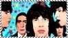 Rolling Stones Stamp by dA--bogeyman