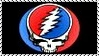 The Grateful Dead Stamp 2 by dA--bogeyman