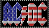 AC-DC USA Flag Logo Stamp by dA--bogeyman
