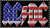 AC-DC USA Flag Logo Stamp by dA--bogeyman