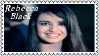 Rebecca Black Stamp by dA--bogeyman