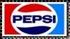 Old School Pepsi Logo Stamp by dA--bogeyman