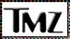 TMZ Logo Stamp by dA--bogeyman