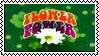 Flower Power Stamp 1 by dA--bogeyman