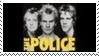 The Police New Wave Stamp by dA--bogeyman