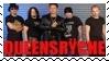 Queensryche Heavy Metal Stamp by dA--bogeyman