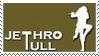 Jethro Tull Classic Rock Stamp