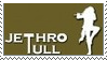 Jethro Tull Classic Rock Stamp by dA--bogeyman