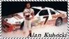 Alan Kulwicki NASCAR Stamp by dA--bogeyman