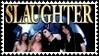 Slaughter Glam Metal Stamp by dA--bogeyman
