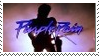 Prince Purple Rain Stamp by dA--bogeyman