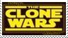 Star Wars The Clone Wars Stamp by dA--bogeyman