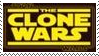 Star Wars The Clone Wars Stamp