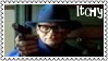 Dick Tracy - Itchy Stamp by dA--bogeyman