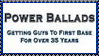 Power Ballads Stamp by dA--bogeyman