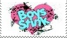 Boys Stink Stamp by dA--bogeyman