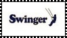 Swinger Stamp by dA--bogeyman