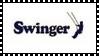 Swinger Stamp by dA--bogeyman