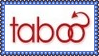 Taboo Stamp