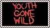 Youth Gone Wild Stamp by dA--bogeyman